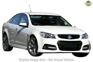 2014 Holden Commodore VF MY14 SS V Black 6 Speed Manual Sedan Gymea Sutherland Area Preview