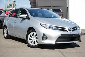 2013 Toyota Corolla ZRE182R Ascent S-CVT Silver 7 Speed Constant Variable Hatchback Kings Park Blacktown Area Preview
