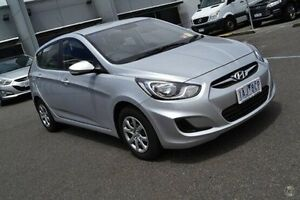 2015 Hyundai Accent RB3 Active Silver Constant Variable Strathmore Heights Moonee Valley Preview