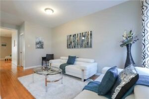 4Bdrm Semi Detached In The Heart Of Mississauga