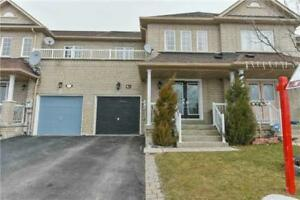 3BR 3WR TOWN HOUSE IN BRAMPTON (FLETCHERS MEADOW)