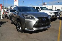 2015 Lexus NX AYZ15R NX300H E-CVT AWD F SPORT Titanium 6 Speed Constant Variable Wagon Claremont Nedlands Area Preview