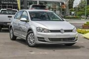 2015 Volkswagen Golf VII MY15 90TSI DSG Light Silver 7 Speed Sports Automatic Dual Clutch Hatchback Aspley Brisbane North East Preview