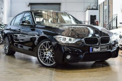 2013 BMW 335i F30 MY0813 Sport Line Black 8 Speed Sports Automatic Sedan Port Melbourne Port Phillip Preview