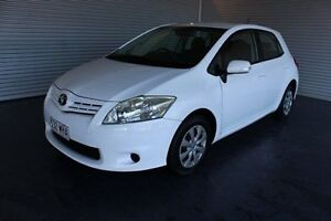 2010 Toyota Corolla ZRE152R MY10 Ascent White 4 Speed Automatic Hatchback Parramatta Park Cairns City Preview