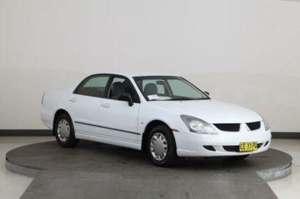2004 Mitsubishi Magna TL ES White 4 Speed Auto Sports Mode Sedan Smithfield Parramatta Area Preview