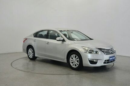 2016 Nissan Altima L33 ST X-tronic White 1 Speed Constant Variable Sedan Victoria Park Victoria Park Area Preview