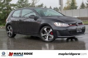 2015 Volkswagen Golf GTI Autobahn ONE OWNER, AWESOME PRICE, LOCA