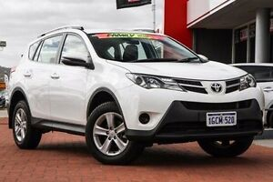 2013 Toyota RAV4 Constant Variable Wagon Midland Swan Area Preview
