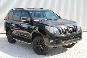 2011 Toyota Landcruiser Prado GRJ150R VX Black 5 Speed Sports Automatic Wagon Embleton Bayswater Area Preview