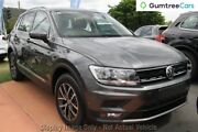 2017 Volkswagen Tiguan 5NA MY18 110 TDI Comfortline Indium Grey 7 Speed Auto Direct Shift Wagon Liverpool Liverpool Area Preview