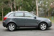 2011 Holden Captiva CG Series II 5 AWD Grey 6 Speed Sports Automatic Wagon Slacks Creek Logan Area Preview