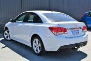 2013 Holden Cruze JH Series II MY14 SRi White 6 Speed Manual Sedan Midvale Mundaring Area Preview
