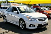 2012 Holden Cruze JH Series II MY13 SRi-V White 6 Speed Sports Automatic Sedan Ringwood East Maroondah Area Preview