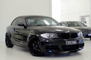 2008 BMW 135I E82 Sport Black 6 Speed Manual Coupe Myaree Melville Area Preview