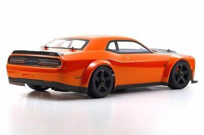 Kyosho Inferno GT2 VE Dodge Challenger SRT Demon Readyset 1/8 Touring Car d'occasion  Expédié en Belgium