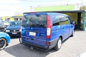 2009 Mercedes-Benz Vito 639 MY09 115CDI Long Blue 5 Speed Automatic Wagon Moorabbin Kingston Area Preview