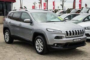 2014 Jeep Cherokee KL Longitude Grey 9 Speed Sports Automatic Wagon Blacktown Blacktown Area Preview