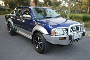 2006 Nissan Navara D22 S2 ST-R Blue 5 Speed Manual Utility Norwood Norwood Area Preview