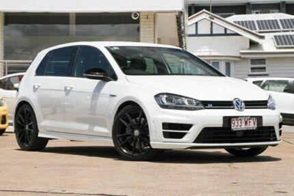 2016 Volkswagen Golf VII MY16 R DSG 4MOTION Wolfsburg Edition White 6 Speed Moorooka Brisbane South West Preview