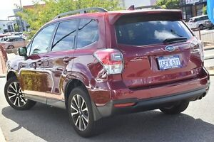 2016 Subaru Forester S4 MY16 2.5i-S CVT AWD Venetian Red 6 Speed Constant Variable Wagon Willagee Melville Area Preview