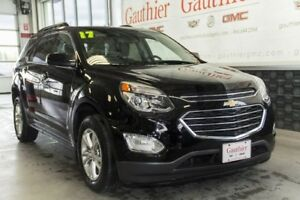 2017 Chevrolet Equinox LT FWD, Sunroof, Navigation, Heated Seats