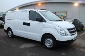HYUNDAI ILOAD 2.5 CLASSIC CRDI 1d 114 BHP - 360 SPIN ON WEBSITE (white) 2012