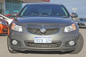 2013 Holden Cruze JH Series II MY14 Equipe Grey 6 Speed Sports Automatic Sedan Pearsall Wanneroo Area Preview