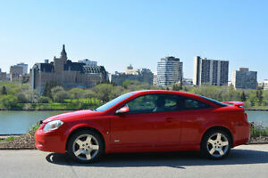 2006 Chevrolet Cobalt SS Coupe (With Winter Tires)