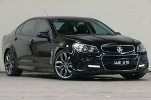 2013 Holden Commodore Black Manual Sedan Vermont Whitehorse Area Preview