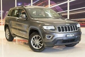 2013 Jeep Grand Cherokee WK MY2014 Laredo 4x2 Grey 8 Speed Sports Automatic Wagon Blacktown Blacktown Area Preview