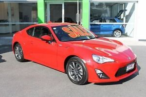 2015 Toyota 86 ZN6 GT Red 6 Speed Manual Coupe Mount Gravatt Brisbane South East Preview