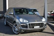 2010 Porsche Cayenne 9PA MY10 GTS Grey 6 Speed Sports Automatic Wagon Burwood Whitehorse Area Preview