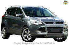 2015 Ford Kuga TF MY16 Titanium PwrShift AWD Magnetic 6 Speed Sports Automatic Dual Clutch Wagon Osborne Park Stirling Area Preview