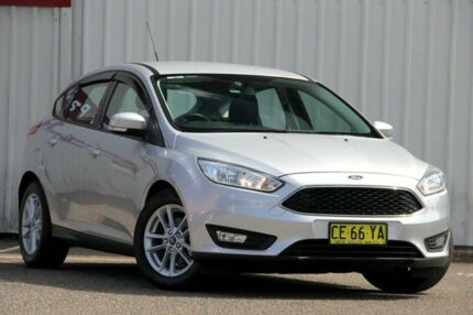 2015 Ford Focus LZ Trend Silver 6 Speed Automatic Hatchback Tuggerah Wyong Area Preview