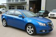 2010 Holden Cruze JG CDX Blue 6 Speed Sports Automatic Sedan Mitchell Gungahlin Area Preview