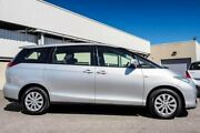 2015 Toyota Tarago GLI ACR50R MY13 Silver Constant Variable Wagon Cannington Canning Area Preview