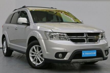 2014 Dodge Journey JC MY15 SXT Silver 6 Speed Automatic Wagon Brooklyn Brimbank Area Preview