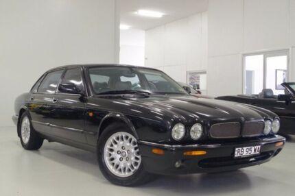 2002 Jaguar XJ8 X308 Sport Black 5 Speed Automatic Sedan Myaree Melville Area Preview