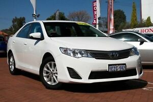 2015 Toyota Camry ASV50R Altise White 6 Speed Sports Automatic Sedan Myaree Melville Area Preview
