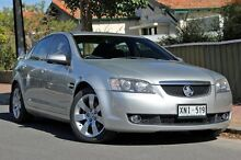 2007 Holden Calais VE V Silver 5 Speed Sports Automatic Sedan Glenelg Holdfast Bay Preview