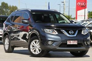 2015 Nissan X-Trail T32 ST-L X-tronic 2WD Blue 7 Speed Constant Variable Wagon Brendale Pine Rivers Area Preview