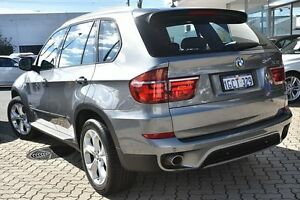2011 BMW X5 E70 MY11 xDrive30d Steptronic Grey 8 Speed Sports Automatic Wagon Victoria Park Victoria Park Area Preview