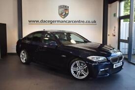 2013 13 BMW 5 SERIES 2.0 520D M SPORT 4DR 181 BHP DIESEL