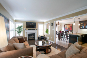 Upgraded Detached home for rent near mavis/steeles