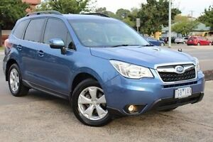 2015 Subaru Forester S4 MY15 2.5i-L CVT AWD Blue 6 Speed Constant Variable Wagon Berwick Casey Area Preview