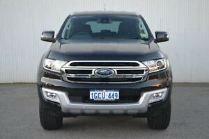 2016 Ford Everest UA Trend 4WD Black 6 Speed Sports Automatic Wagon Woodbridge Swan Area Preview