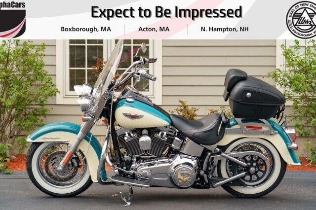2009 Harley-Davidson FLSTN Softail Deluxe