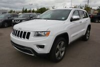 2015 Jeep Grand Cherokee LIMITED LEATHER AWD Special - Was $4399