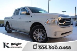 2017 Ram 1500 Limited - LOW KMs - Accident Free - 1 Owner